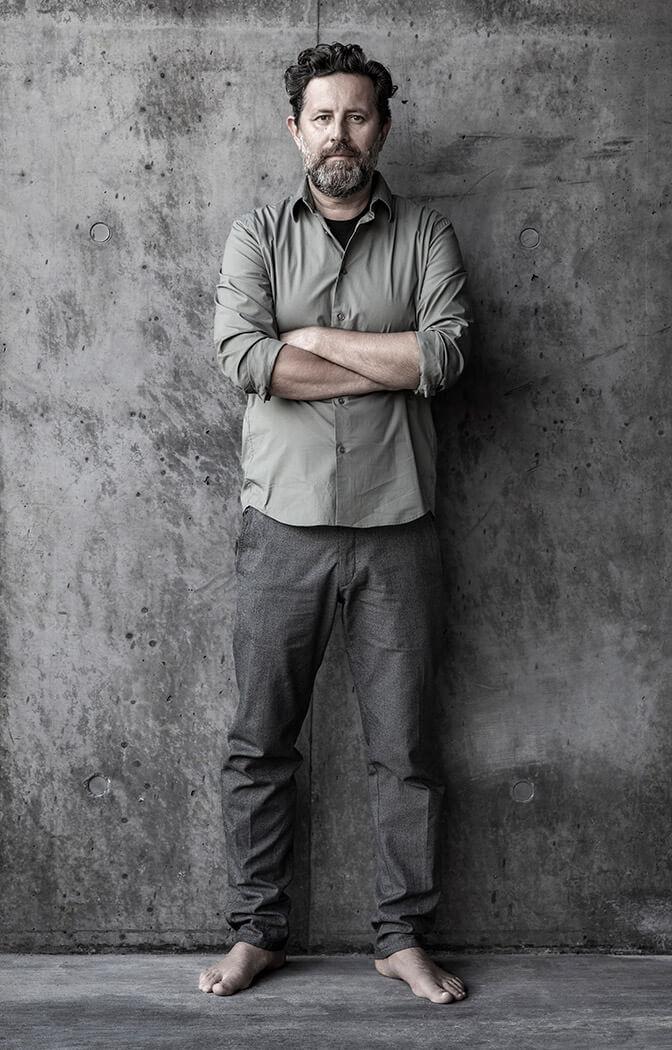 Andreas Schwandner Portrait